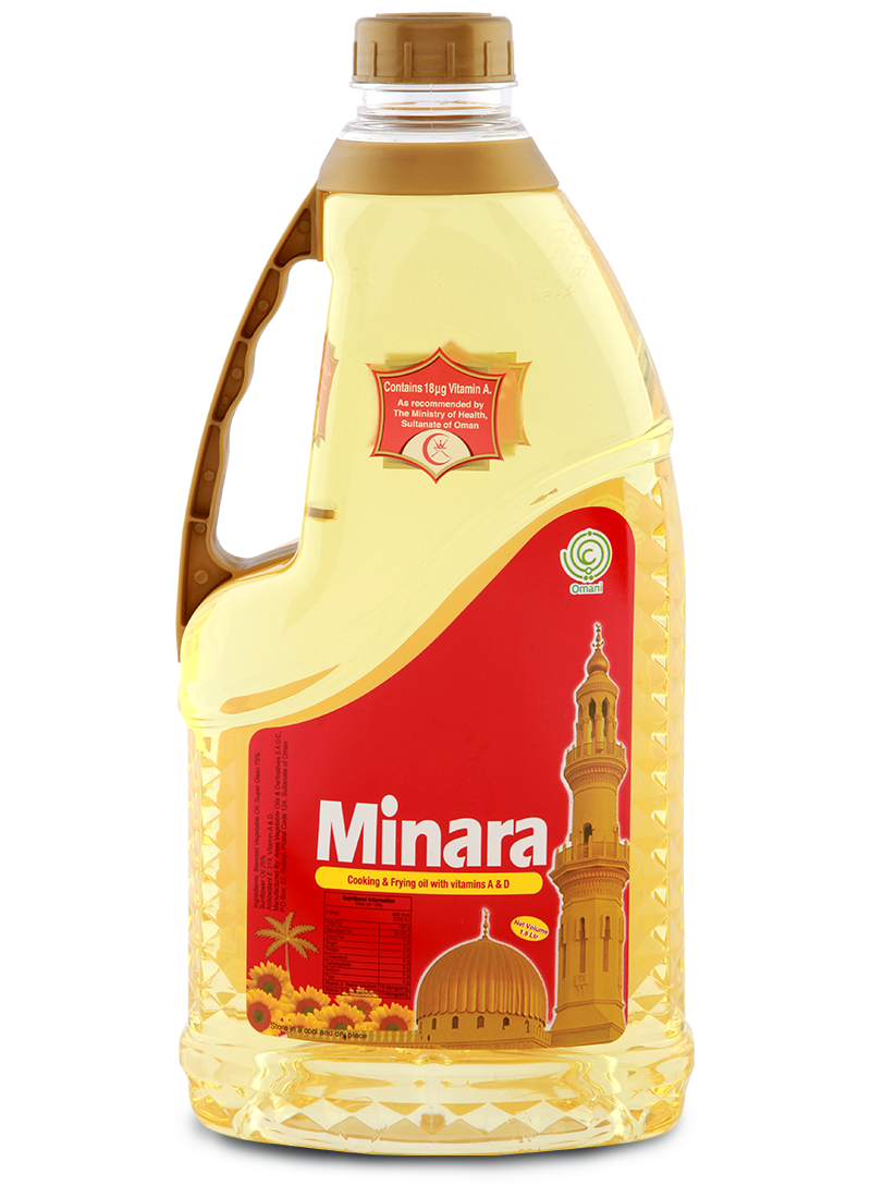 Minara Cooking Oil
