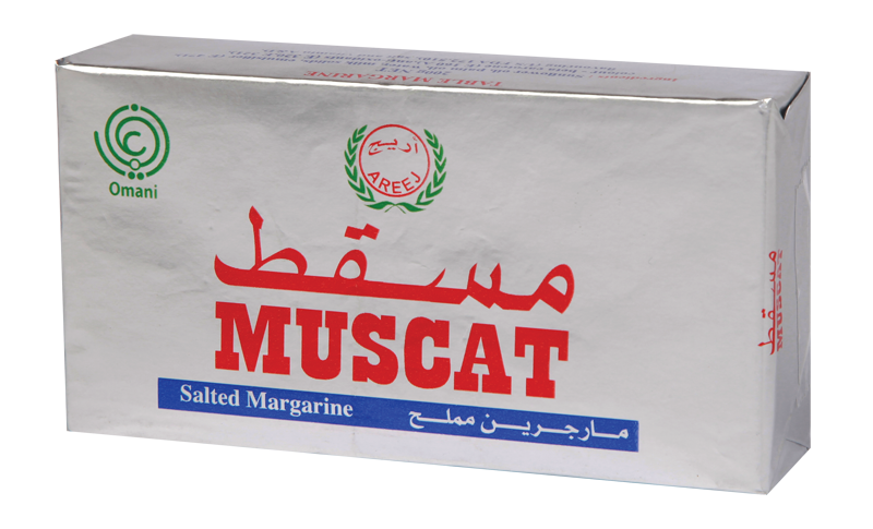 Muscat table margatine